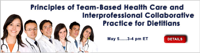 Principles of Team-Based Health Care